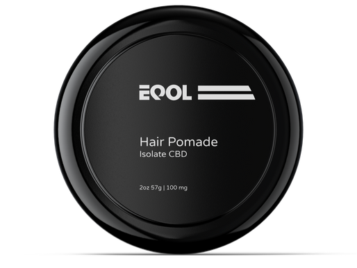 Meet EQOL ™: The World's First CBD-Infused Organic Pomade for Hair