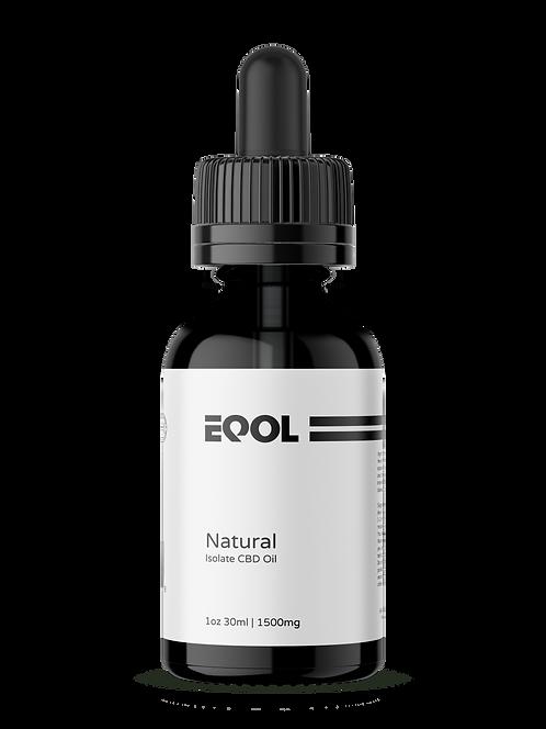 Isolate Oil 1500mg | 1oz