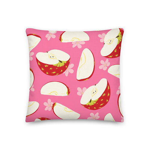 Apple Blossom Pillow