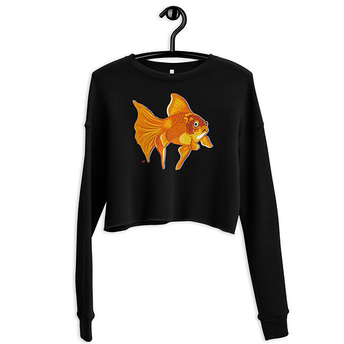 Goldfish Crop Sweatshirt