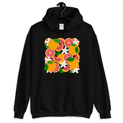 Grapefruit Party Hoodie