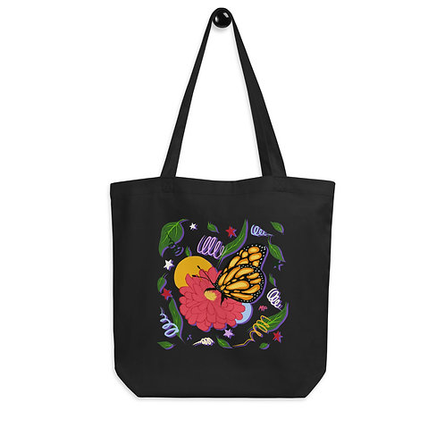 Monarch Butterfly Eco Tote Bag