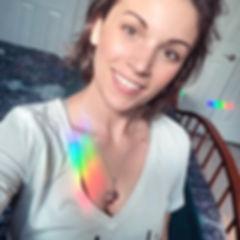 rainbow spirit junkie selfie.jpg