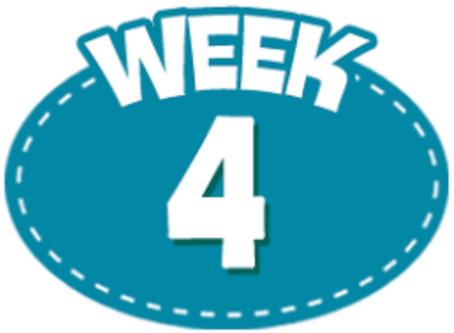 Week 4 7/13-7/18
