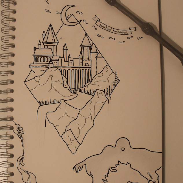 A Potter Page