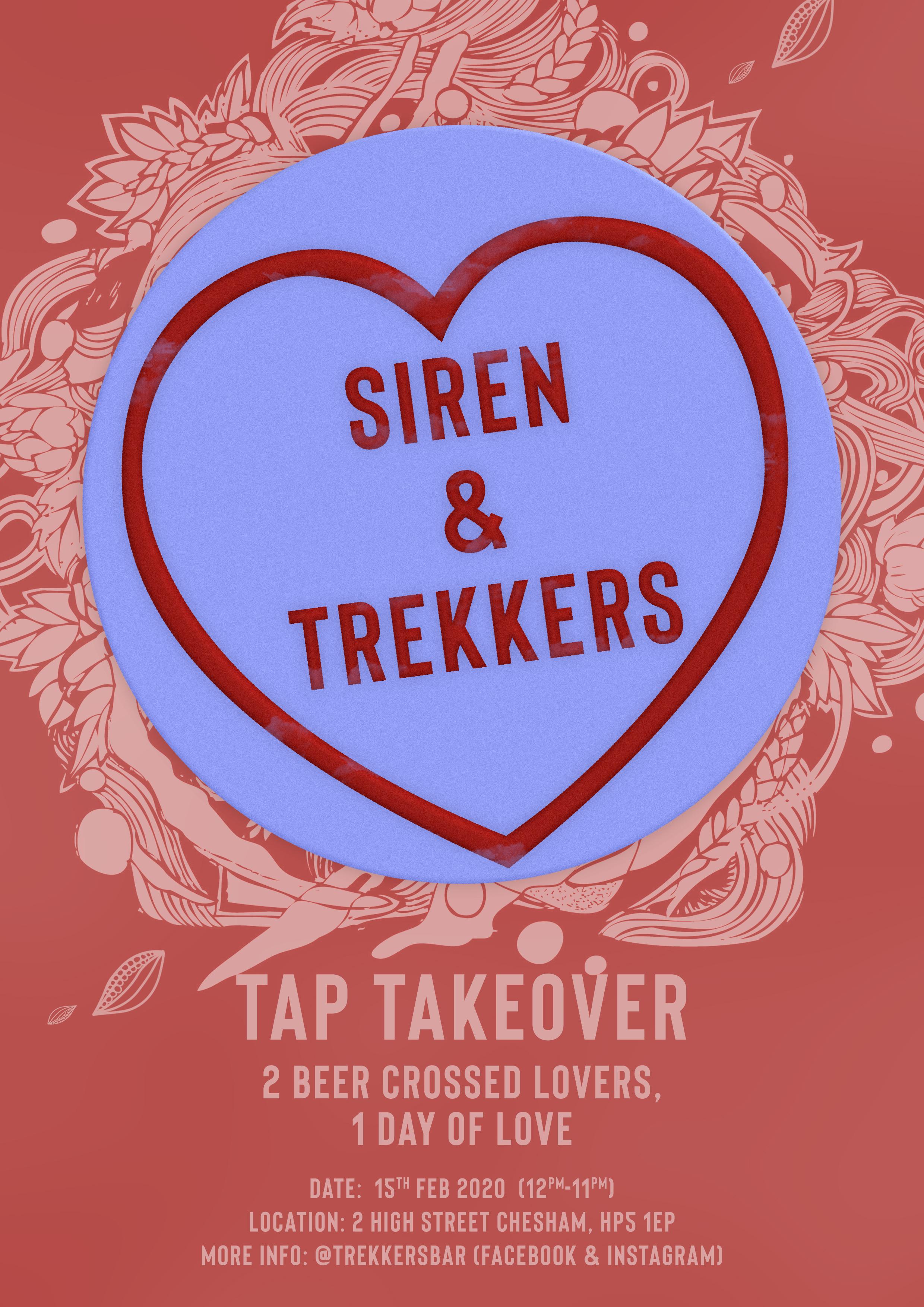 Siren: Tap Takeover