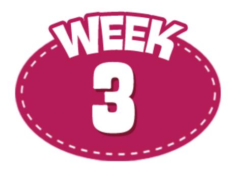 Week 3 7/7/2020 - 7/12/2020