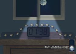 A watched clock never ticks