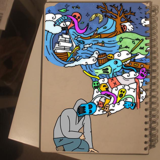 Inside a Creative