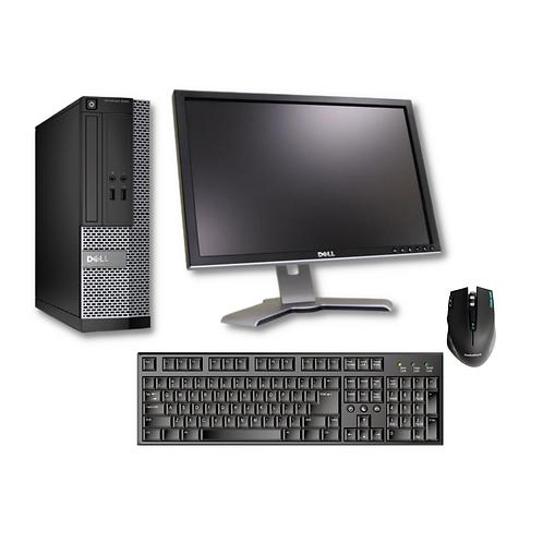Computadora de Escritorio - Core i3 3ra Generación