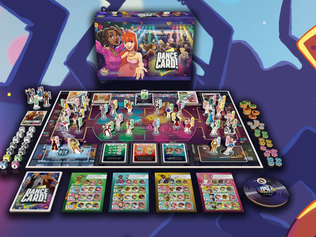 Preorder Dance Card!, Showstopper Cards, & More!