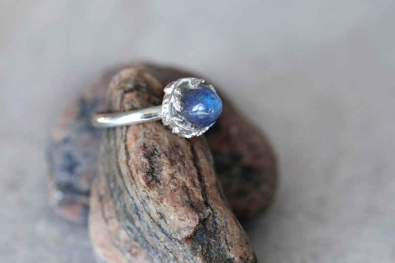 """Labradorith-Ring """"Mauritius"""""""