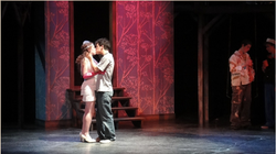 Lily Steven Romeo and Juliet