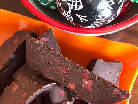HOMEMADE CHOCOLATE 😍 - soooo quick and easy!