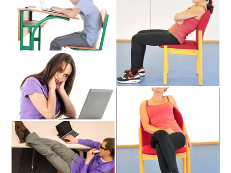 IMPROVE YOUR POSTURE: COMMON MISTAKES IN SITTING POSTURE