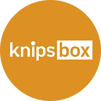 Knipsbox Icon Gelb Zug