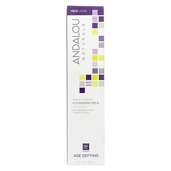 Andalou Naturals Cleaning Milk Age Defyi