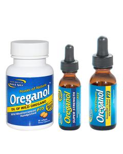 Oil of oregano, Oreganol, natural antibiotic