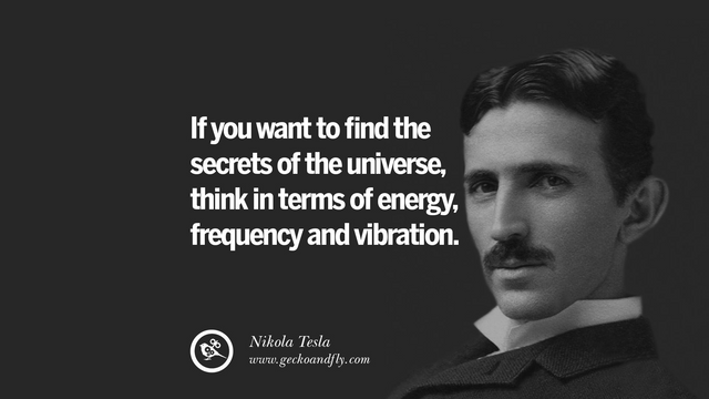 Nikola Tesla, understanding the universe. Are EMF's affecting your health?
