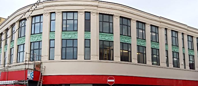 Blackpool Windows by Condor.