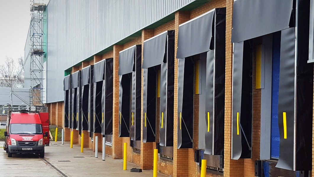 Shelters installed by Condor
