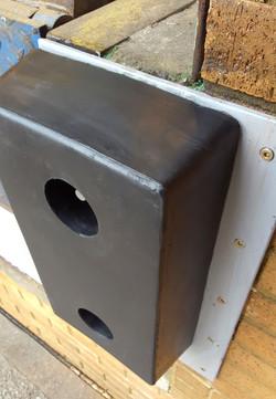 Bumper installed by Condor