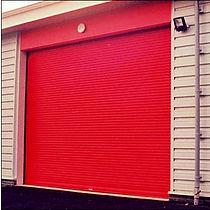 Aluminium roller shutter condor door systems
