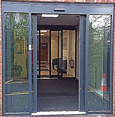 Automatic door condor door systems