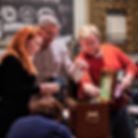 An excited team of 4 players enjoy a live escape game at the Museum of Norwich. The clued up team solve cryptic escape puzzles to escape the room live in Norwich, Norfolk.