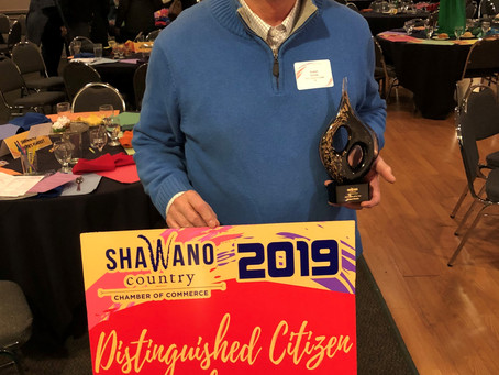 Shawano Downtown Business Owners Honored