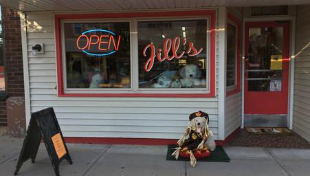 Jills Pet shop