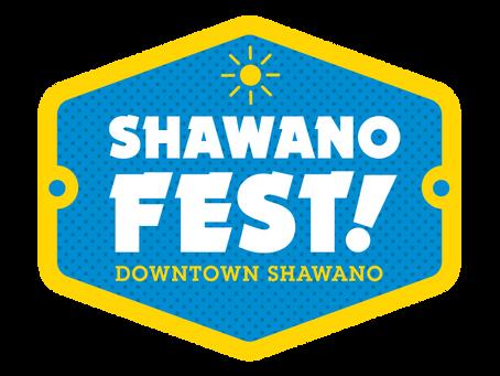 ShawanoFest Event Schedule - July 10