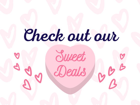 Shop Shawano Downtown for your Sweetheart