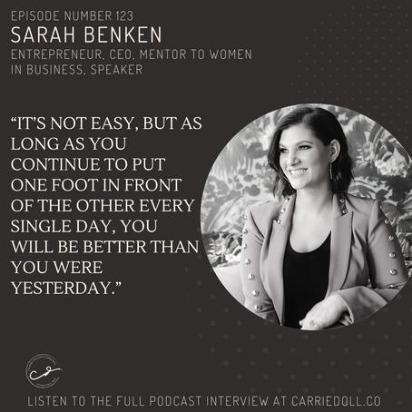 Sarah Benken