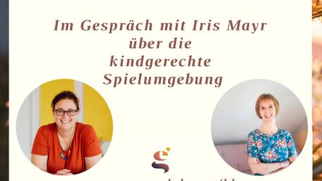 Im Gespräch: Iris Mayr über die kindgerechte Spielumgebung