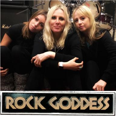 ROCK GODDESS (UK)