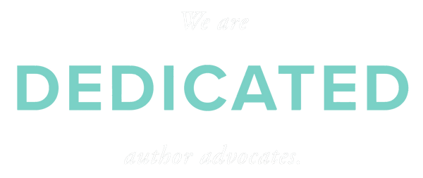 We are Dedicated author advocates.png