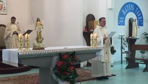 Святая Месса на итальянском