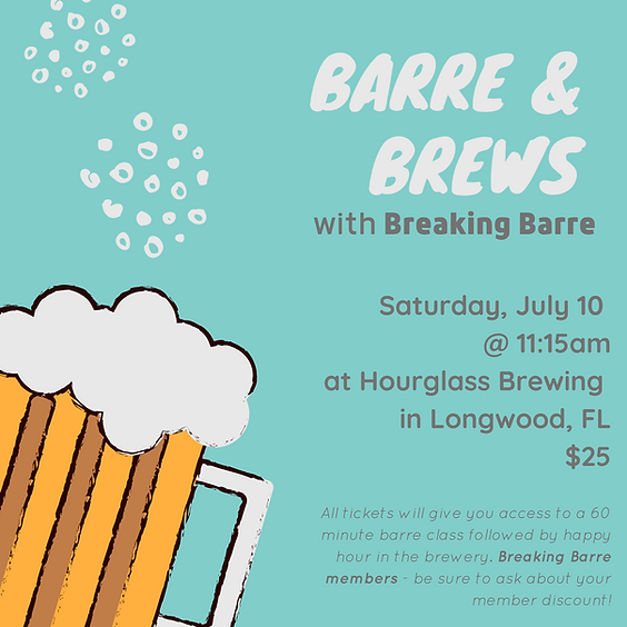 Barre & Brews