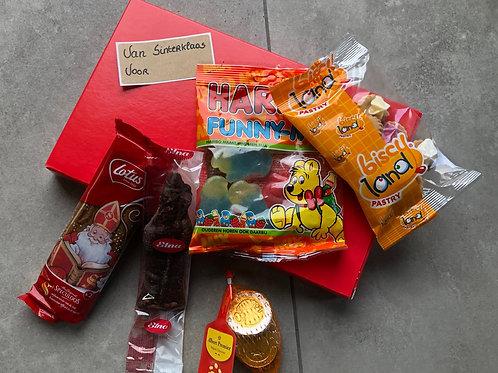 Postdoos Sinterklaas
