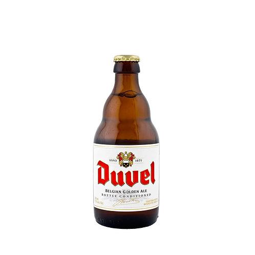 Supplement flesje Duvel