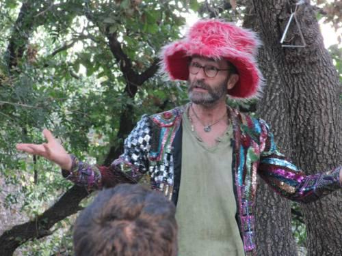 שעת סיפור ביער