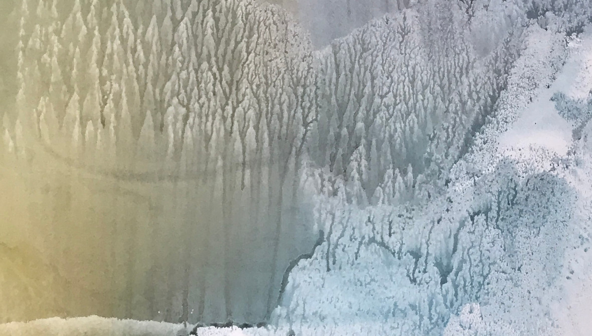 Talvimaisema /Winter