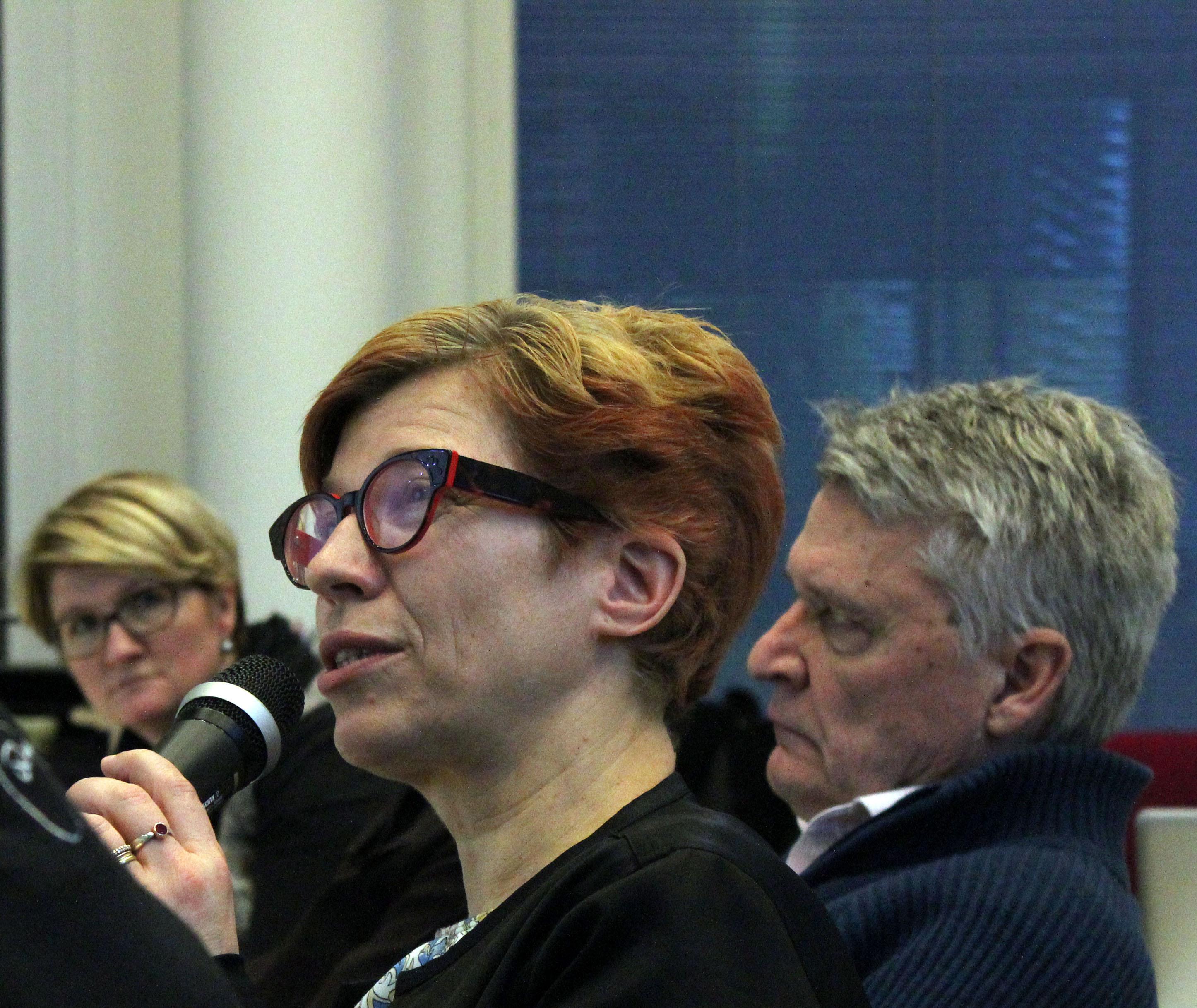 Toimitusjohtaja Pauliina Inervo