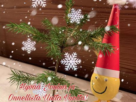 Etäjoulu, paras joulu!