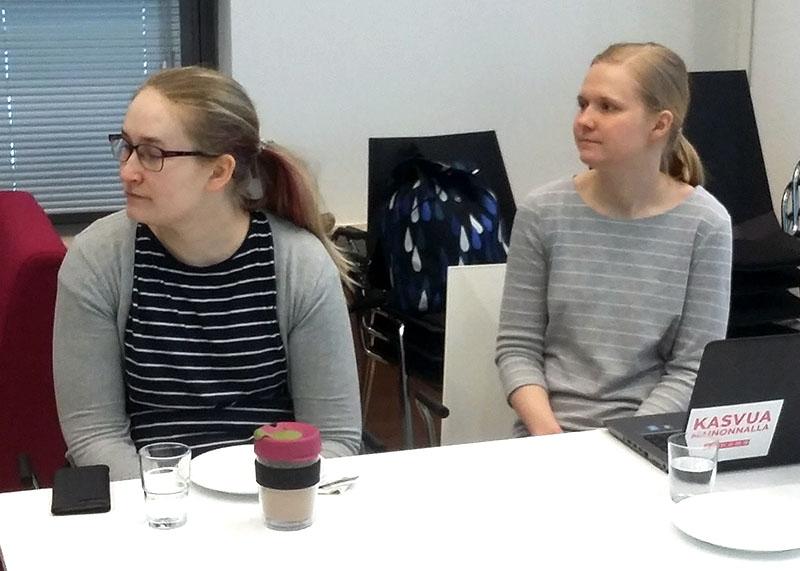 Aalto-opiskelijoita