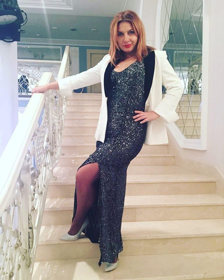 Валерия Лесовская в проекте Деловые женщ
