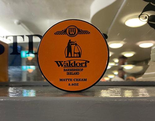 Waldorf Matte Cream