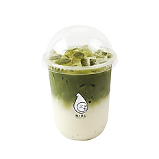 Matcha Fresh Milk