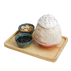Roasted Milk Tea Kakigori
